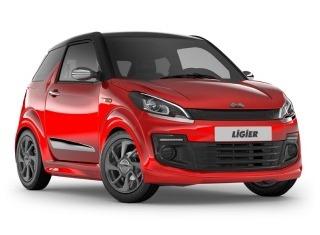 leichtkraftfahrzeuge ligier microcar diesel pkw mit 45. Black Bedroom Furniture Sets. Home Design Ideas