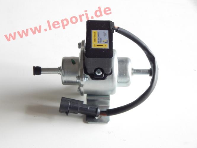 Kraftstoffpumpe elektrisch DCI-Dieselmotor Lombardini