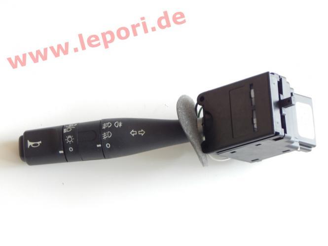 Lichtschalter mit Blinkfunktion, Nebelschlussleuchte und Nebelscheinwerfer Ligier
